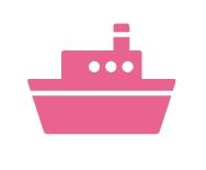 津和地島に船でアクセスする