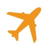 津和地島に飛行機を使ってアクセスする